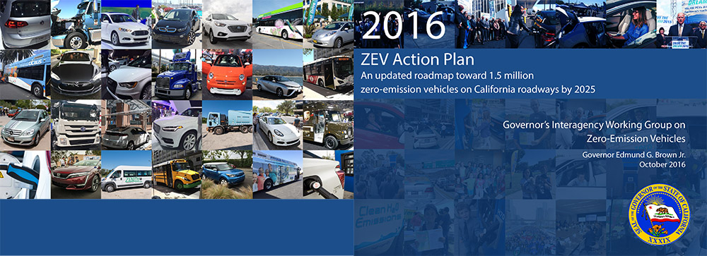 2016 ZEV Action Plan