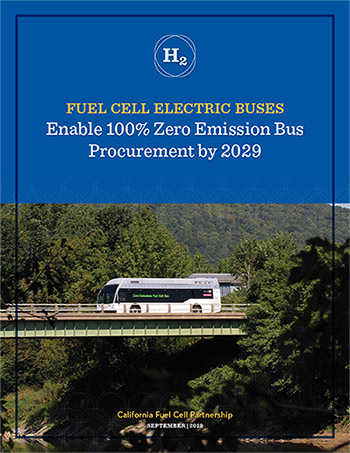 2019 CaFCP Fuel Cell Electric Bus Road Map