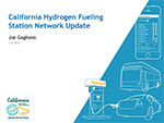 CA Hydrogen Fueling Station Network Update Webinar Presentation