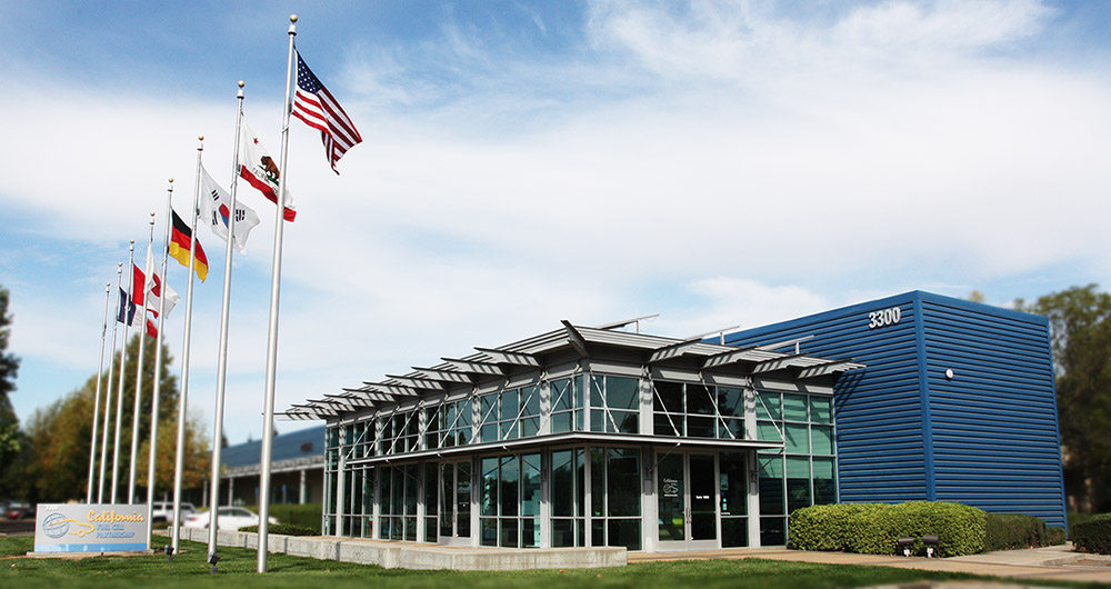 California Fuel Cell Partnership office in West Sacramento, CA