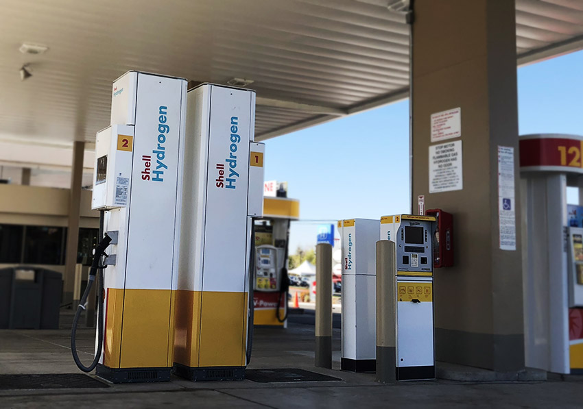 Citrus Heights (Sacramento area) Hydrogen Station Opens -#37
