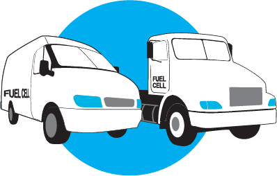 Delivery truck and heavy-duty drayage truck
