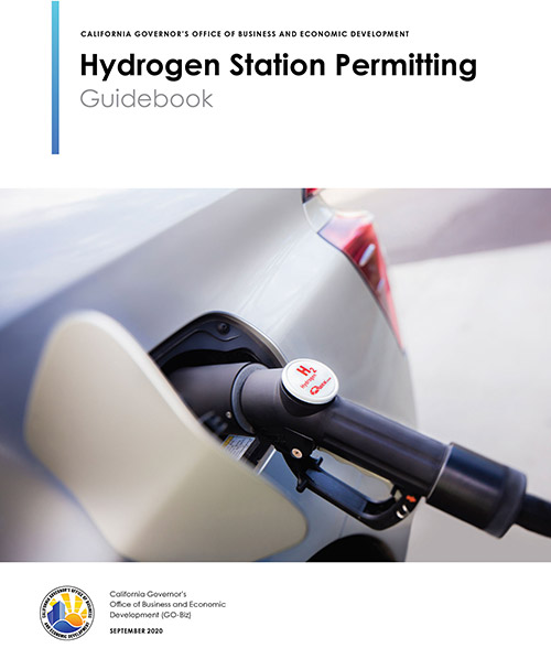 California Governor's Office Hydrogen Station Permitting Guidebook 2020