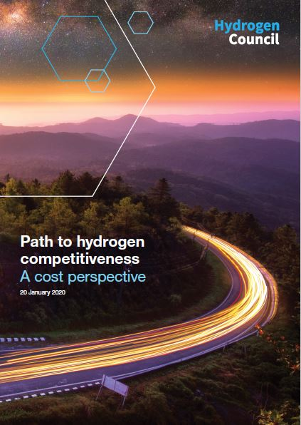 Path to Hydrogen Competitiveness: A Cost Perspective - Hydrogen Council