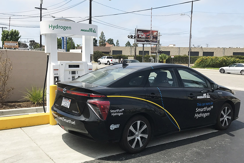 Stations Map | California Fuel Cell Partnership