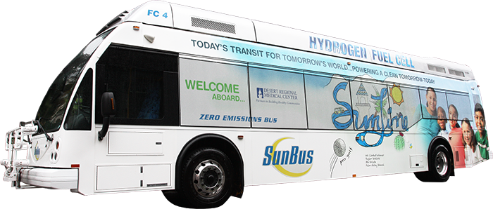Fuel Cell Electric Bus