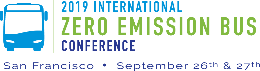 International Zero Emission Bus Conference September 26-27, 2019