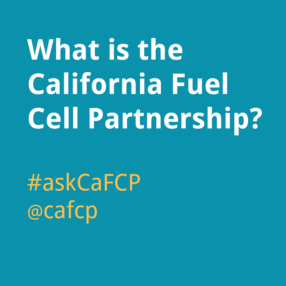 What is the California Fuel Cell Partnership?