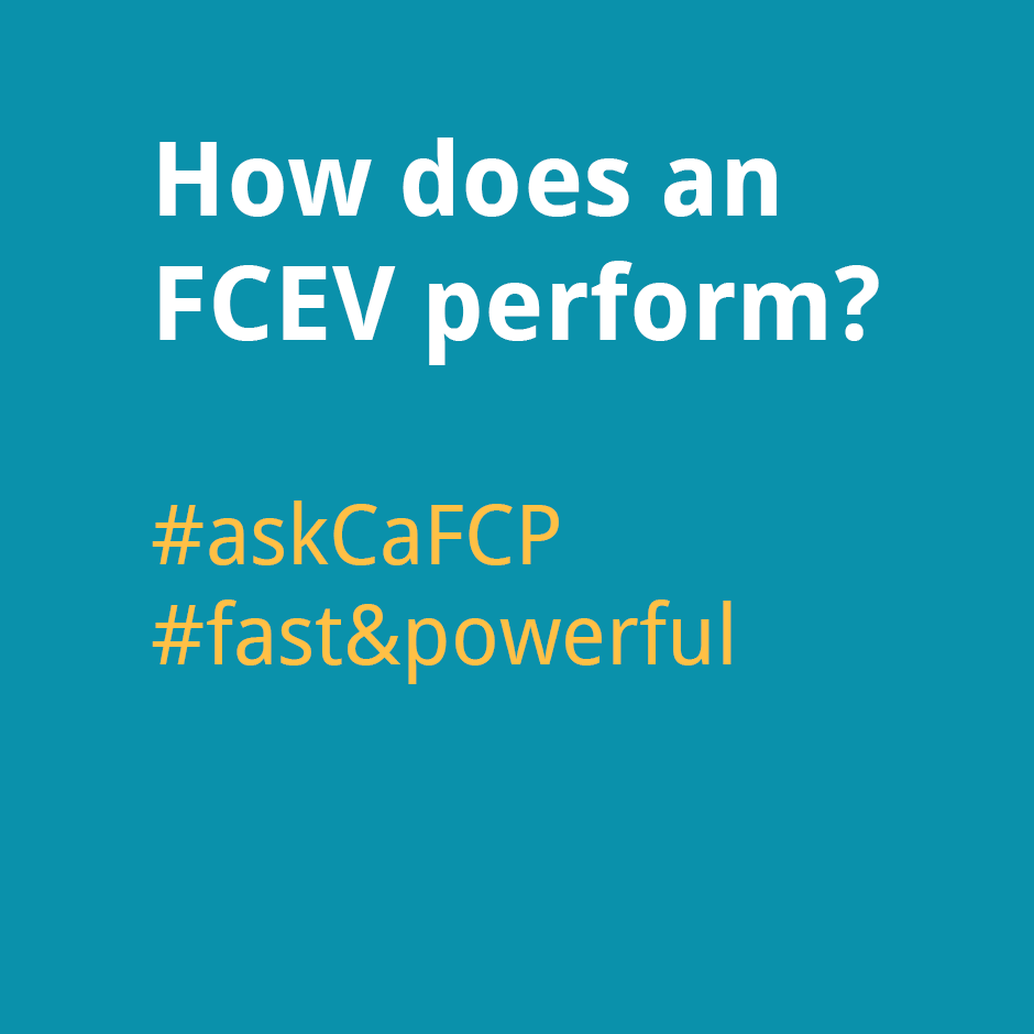 How does an FCEV perform?