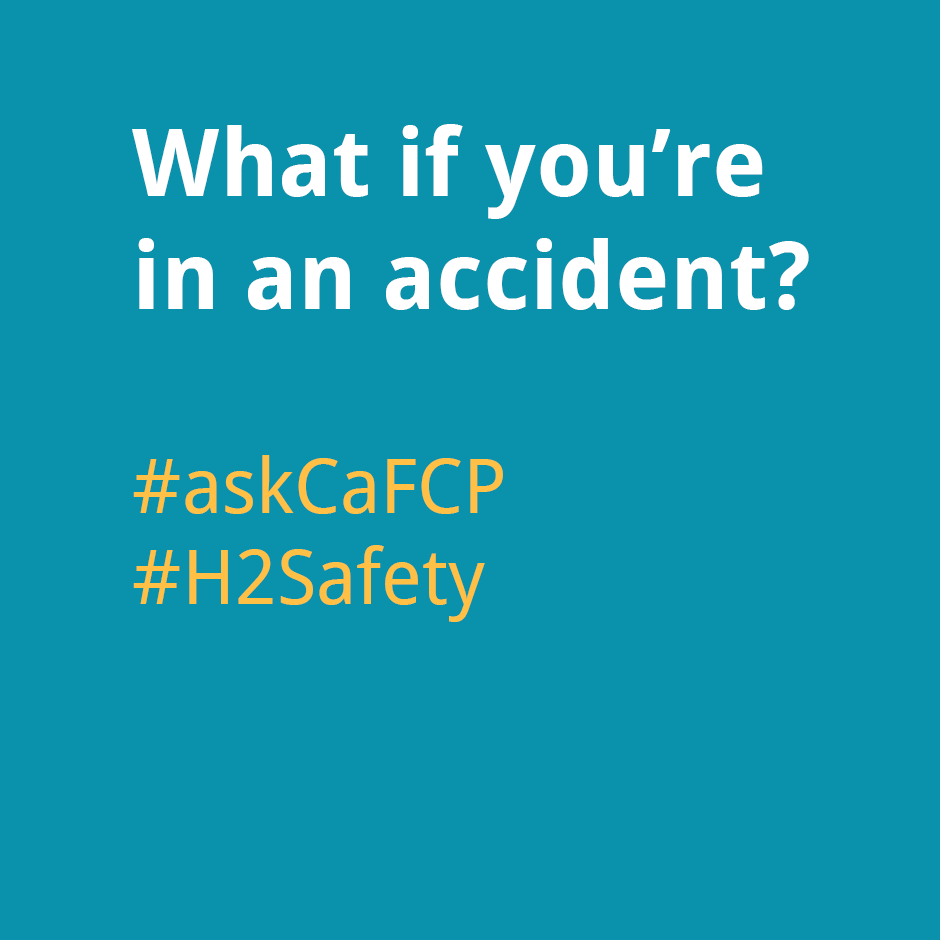 What if you're in an accident?