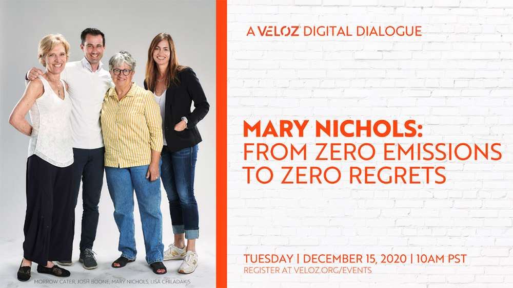 From Zero Emissions to Zero Regrets a Conversation with Mary Nichols - December 15, 2020